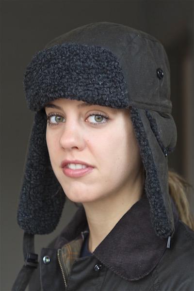 fe85244ca4d32 Barbour Fleece Lined Trapper Hat in Hats