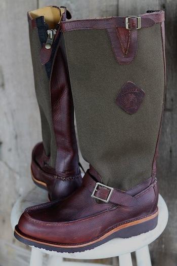 Chippewa Mahogany Upland Espresso In Footwear