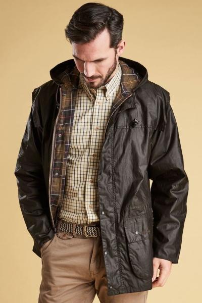 barbour durham jacket