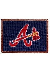 Smathers & Branson ATL Braves Card Wallet