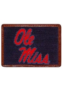 Smathers & Branson Ole Miss Card Wallet