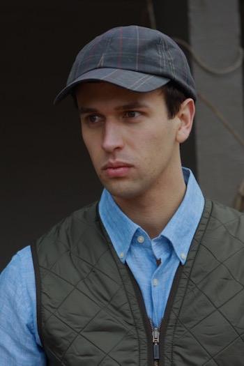 Barbour Tartan Wax Sports Cap in Hats 165e80b2261