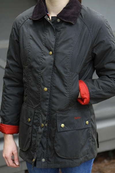 Barbour pantone jacket