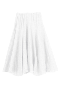 CP Shades Fanny Skirt in White