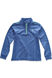 Johnnie-O Lammie Jr. Quarter Zip