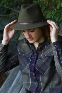 Barbour Bolam Trilby Hat