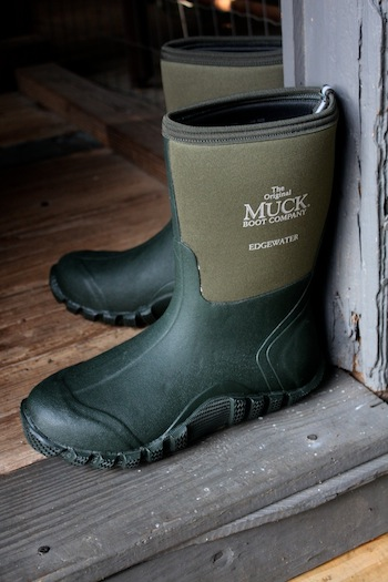 Edgewater Muck Boots - Cr Boot